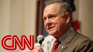 Roy Moore unwilling to concede (full speech) - CNN