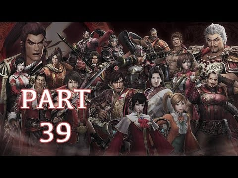 Dynasty Warriors 8 Walkthrough PT. 39 - Battle of Shiting (Ding Feng)