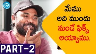 Bluff Master Movie director Gopi Ganesh Interview - Part #2 || Frankly With TNR - IDREAMMOVIES