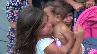 Thousands of Venezuelan Families Continue to Flee Their Country - VOAVIDEO