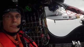 Plane Sets World Record for Solar-powered Flight - VOAVIDEO