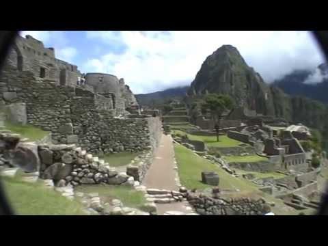 Machu Picchu, Peru.Podroze po swiecie, Peru, miasto Inkow Machu Picchu