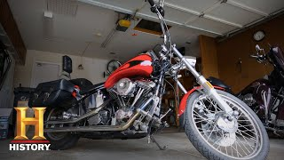 Counting Cars: A Soft Spot for a Softail (Season 8, Episode 15) | History - HISTORYCHANNEL