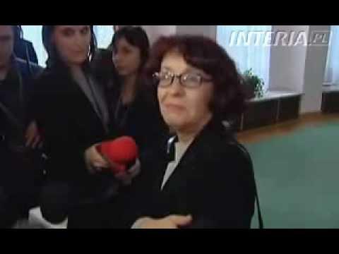 Elżbieta Kruk w Sejmie