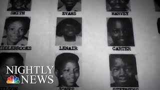 Officials Announce New Investigation Into Atlanta's Infamous Child Murders | NBC Nightly News - NBCNEWS