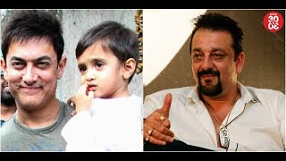 Aamir Shares Birthday Card Made By Azad | Sanjay Dutt To Opt Out Of 'Shiddat'? - ZOOMDEKHO