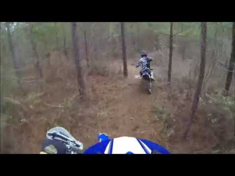 YZ85 & YZ250 Woods Racing