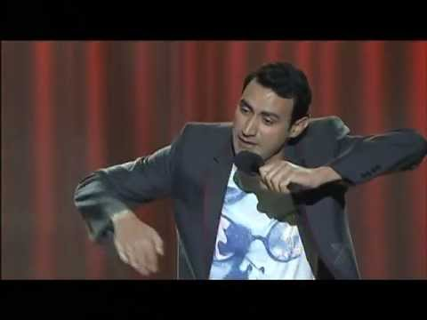 Sam McCool - Comedian - Semi Final 1 - Australia's Got Talent 2012 [FULL]