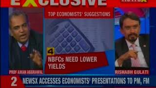 Fourty top economists' suggestion to PM, FM; exclusive details of Jan 10 pre-budget meet - NEWSXLIVE