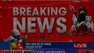 3 policemen who were kidnapped from south Kashmir's Shopian, found dead - NEWSXLIVE
