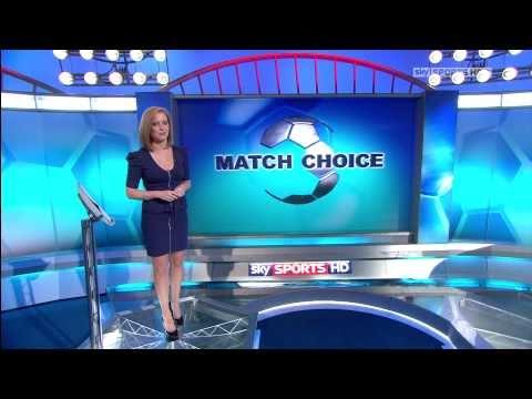 Sarah Jane Mee Football First 26/12/10