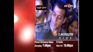Bollywood News in 1 minute 12-12-13 | Salman Khan , Rohit Shetty , Karan Johar & others
