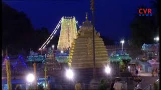 కూలిన శ్రీశైలం మల్లన్న ఆలయ ప్రాకారం : Srisailam Mallikarjuna Swamy Temple Side Wall Collapsed | CVR - CVRNEWSOFFICIAL