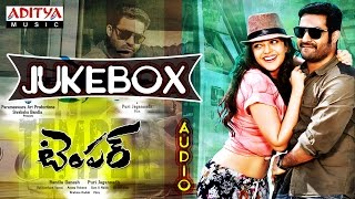 Temper Telugu Movie Full Songs || Jukebox || Jr.Ntr, Kajal Agarwal - ADITYAMUSIC
