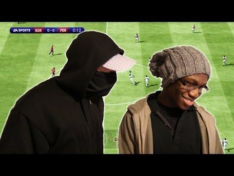 Fifa 13: ComedyShortsGamer vs Fifa Playa feat. KSI