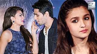 Sidharth Malhotra's Ugly Breakup With Alia For Jacqueline Fernandez | LehrenTV