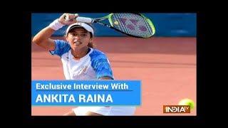 After Asian Games 2018 high, Ankita Raina sets Olympics 2020 target - INDIATV