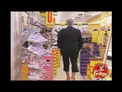 JFL Prank - Man In Woman Shoes
