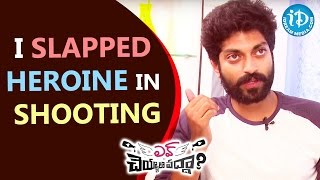 I Slapped Heroine In Shooting - Karthik ||  Talking Movies with iDream - IDREAMMOVIES