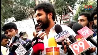 Former minister Sarve Satyanarayana's son in law Krishak demands Cantonment MLA Seat | CVR News - CVRNEWSOFFICIAL