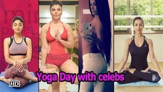 Yoga Day: Bollywood celebs show off poses - IANSINDIA