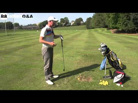 How To Stop Bad Habits In Golf