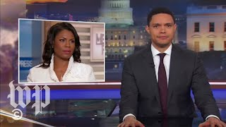 Late-night laughs: Omarosa's tell-all book - WASHINGTONPOST
