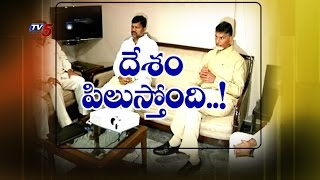 CM Chandrababu Plans To Strengthen Party In Other States : TV5 News - TV5NEWSCHANNEL