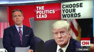 Jake Tapper: The one group that Trump won't attack - CNN