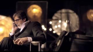 بالفيديو- إيشواريا راي برفقة حماها أميتاب باتشان في إعلان تيلفزيوني