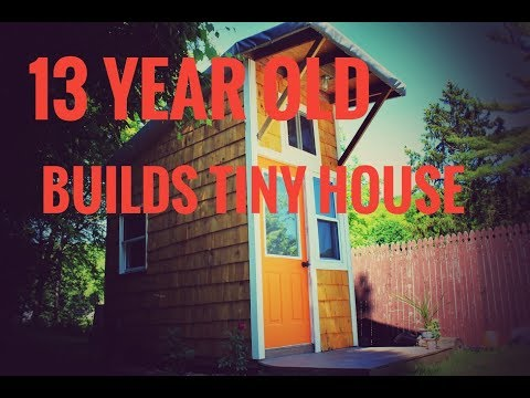 13 YEAR OLD BUILDS TINY HOUSE TOUR/[url=https://www.youtube.com/watch?v=dJ-9i88O6MI&feature=youtu.be]Luke Thill[/url]