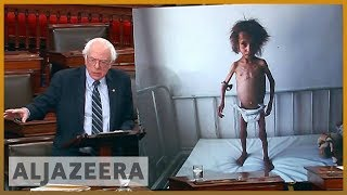 🇺🇸🇾🇪Defying Trump, US Senate votes to end US support for Yemen war l Al Jazeera English - ALJAZEERAENGLISH