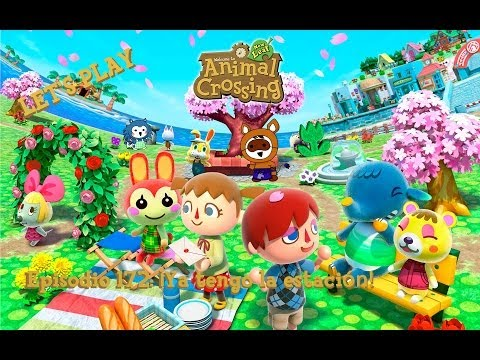Diario Animal Crossing New Leaf - Episodio 172: ¡Ya tengo nueva estación!