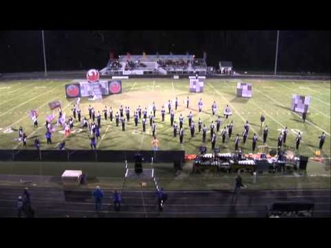 Pride of Paoli - Salem Invitational 2012