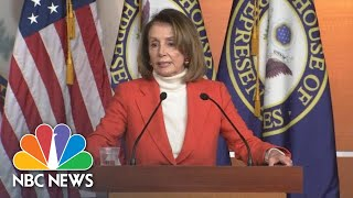 Nancy Pelosi Confident She'll Win Speakership, Claims 'Overwhelming Support' | NBC News - NBCNEWS