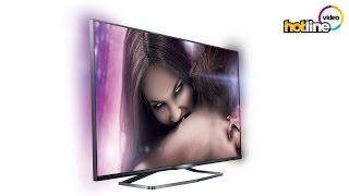 Обзор телевизора Philips 42PFS7109