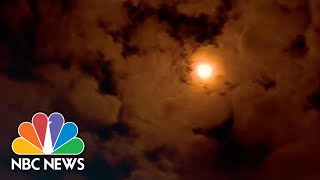 Iranian TV Airs Report Showing Satellite Launched Despite U.S. Warnings | NBC News - NBCNEWS