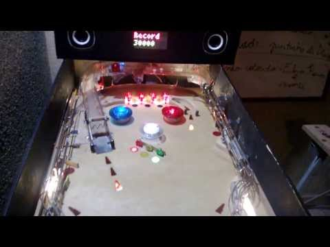 Pinball DIY , Homemade , Caseiro , Casero (Lights)