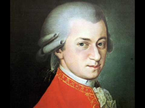 Mozart K.622 Clarinet Concerto in A 1st mov. Allegro : Part 1