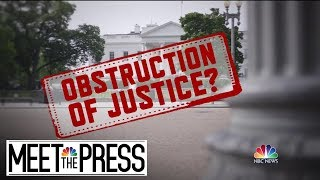 After Mueller Files His Report, Battle Moves To The Hill   Meet The Press   NBC News - NBCNEWS