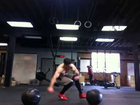 Jason Hoggan - 130424 Conditioning