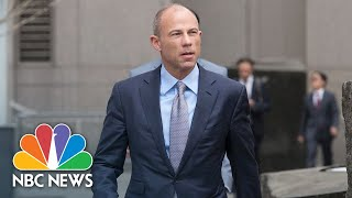 Watch live: Officials announce details of Michael Avenatti arrest - NBCNEWS