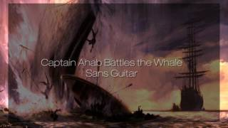 Royalty Free Captain Ahab Battles the Whale (sans Guitar):Captain Ahab Battles the Whale (sans Guitar)