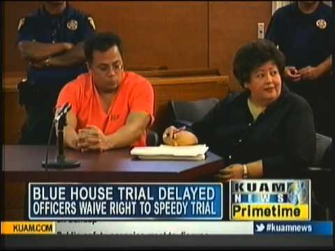 Blue House trial delayed as defendants waive right to speedy trial