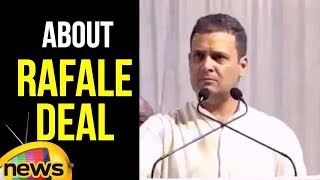 Anil Ambani who has a debt of ₹45000Cr gets ₹30,000Cr deal from PM Modi Says Rahul | Mango News - MANGONEWS