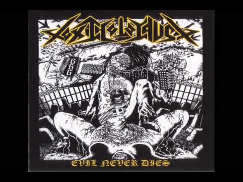TOXIC HOLOCAUST - War Is Hell - Original 2003 Version