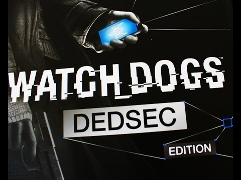 [Unboxing] Watch Dogs - Dedsec Edition / أنبوكسنق - واتش دوقز داد سك اديشن