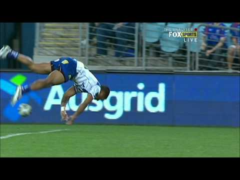 Ben Barba Miracle Try