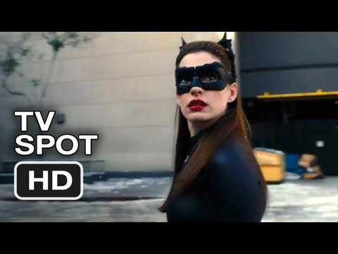 The Dark Knight Rises - TV SPOT #2 - Catwoman &amp; Bane (2012) HD