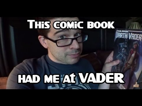 Comic Review - Star Wars Darth Vader 003